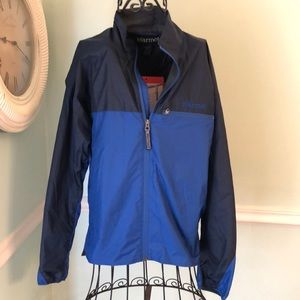 Marmot S Dryclime windshirt 5607 jacket full zip